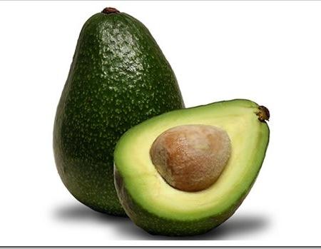 Receitas com abacate