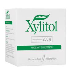 Xilitol – O adoçante da vez!