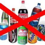 Diga não aos refrigerantes!