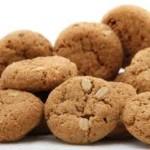 Cookies de aveia enriquecido