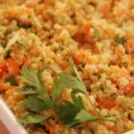 Amaranto cozido