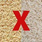 Qual a diferença entre arroz integral e parboilizado?