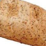 Pão de linhaça sem glúten