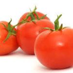 Tomates recheados com quinua