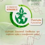 XI Congresso Internacional de Nutrição Funcional