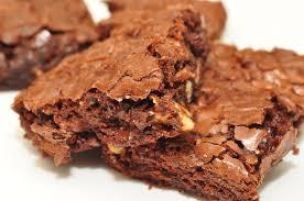 Brownie Funcional – sem glúten e sem lactose