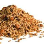 Granola caseira (sem glúten)