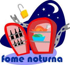 fome noturna