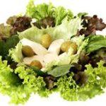 Salada de Atum com Abacate – Opção LowCarb