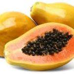Creme de Papaia e Sementes (para intestino preso)