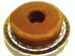 bolo de batata doce